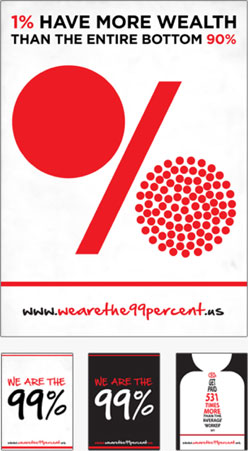 We Are 99 >> We Are The 99 Percent Home